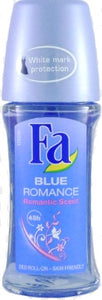 Fa Roll On Deodorant 1.7oz – Blue Romance