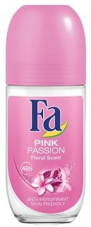 Fa Roll On Deodorant 1.7oz – Pink Passion