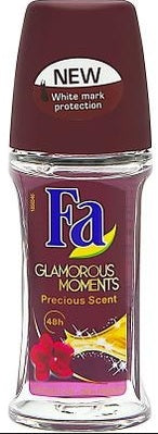 Fa Roll On Deodorant 1.7oz – Glamorous Moments (Precious scent)