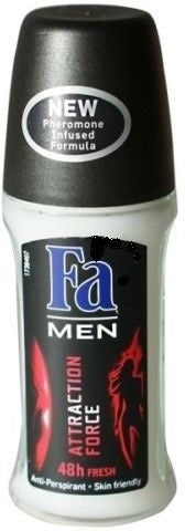 Fa Roll On Deodorant 1.7oz –  Attraction Force For Men