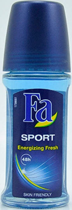 Fa Roll On Deodorant 1.7oz – Sport