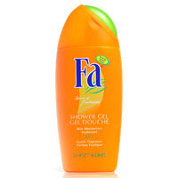 Fa Shower Gel 8.4oz – Sunset Mambo / Orange