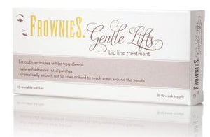 Frownies Gentle Lifts Lip Line Treatment - 60 Reusable Patches NEW!    FREE SHIPPING!