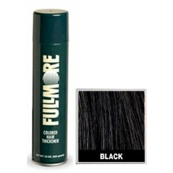 Fullmore Colored Hair Thickener - Black 7.5 oz.