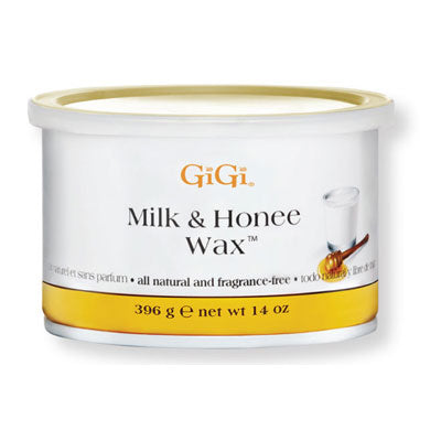 GiGi Organic Milk & Honee Wax - 14oz Can - BUY 12 OR MORE AND SAVE 20%!