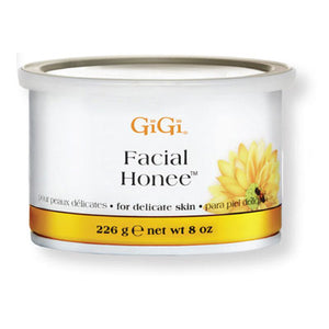GiGi Facial Honee Wax - 14oz Can - BUY 12 OR MORE AND SAVE 20%!!