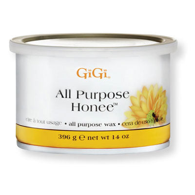 GiGi All Purpose Honee Wax - 14oz Can - BUY 12 OR MORE AND SAVE 25%!