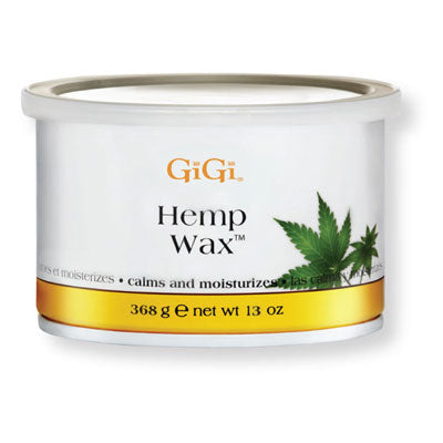 GiGi Hemp Wax - 13oz Can - BUY 12 OR MORE AND SAVE 20%!