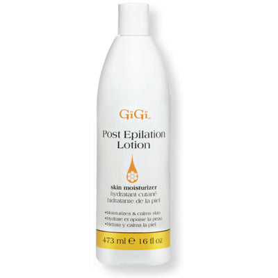 GiGi Post Epilating Lotion - 16 oz