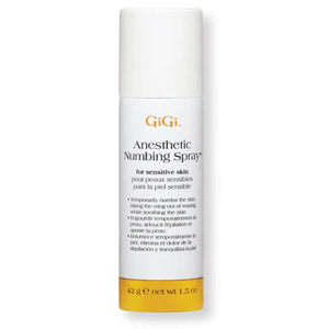 GiGi Anesthetic Numbing Spray 1.5oz