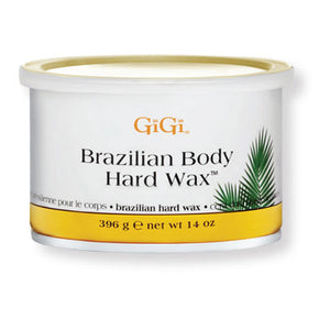 GiGi Brazilian Bikini Hard Wax - 14oz Can - BUY 12 OR MORE AND SAVE 20%!