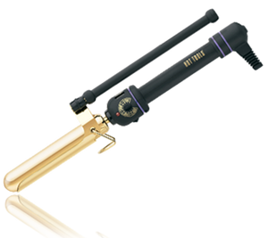 "Hot Tools 1108 Jumbo 1"" Professional Marcel Grip Curling Iron"