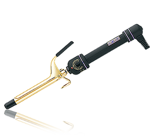 "Hot Tools 1109 Mini 5/8"" Professional Spring Grip Curling Iron"