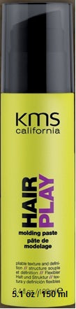 KMS Hair Play Molding Paste 5.0 fl oz  New Packaging