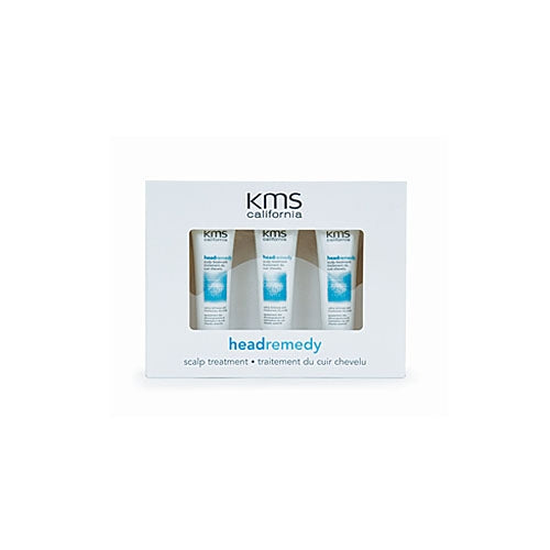 KMS Head Remedy Scalp Treatment - 6 x 0.5 fl oz Tubes