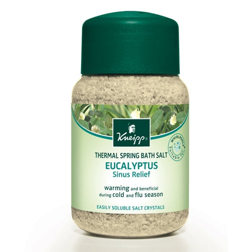 Kneipp Eucalyptus Sinus Relief Thermal Spring Salts 17oz