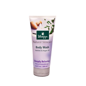 Kneipp Jasmine & Argan Oil Body Wash 6.8oz