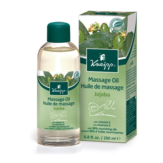 Jojoba Nut Relaxing Massage Oil by Kneipp
