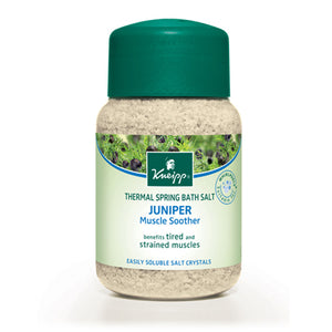 Kneipp Juniper Muscle Soother Thermal Spring Salts 17oz