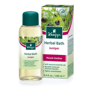 Kneipp Juniper Muscle Soother Bath Oil 3.4oz