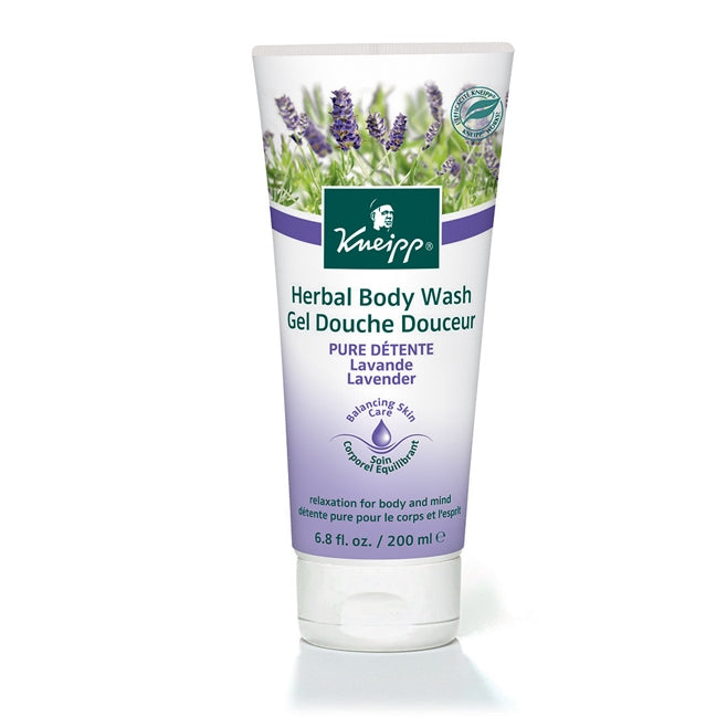 Kneipp's Lavender Balancing Body Wash