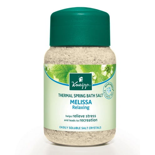 Kneipp Melissa Stress Relief Thermal Spring Salts 17oz