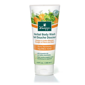 Orange & Linden Blossom Harmonizing Body Wash by Kneipp