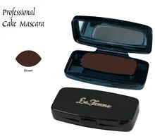 La Femme Professional Formula Cake Mascara (Available in Black or Brown)