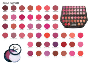La Femme Blush-On Rouge - Choose your shade!