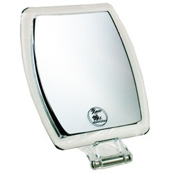 Rucci M806 10x / 1x Arcuate Foldable Mirror with Travel Pouch