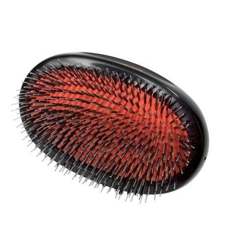 Mason Pearson Military Style Popular Boar Bristle & Nylon Hair Brush