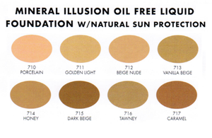 Sormé Mineral Illusion - Oil Free Luminous Foundation