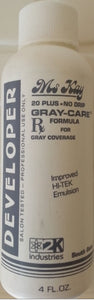 Ms. Kay Gray Care 20 Plus No Drip Developer – 4oz