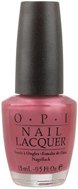 OPI A-Rose at Dawn...Broke by Noon
