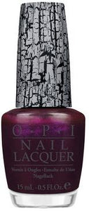 OPI Nicki Minaj Super Bass Shatter