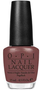 OPI Wooden Shoe Like To Know?