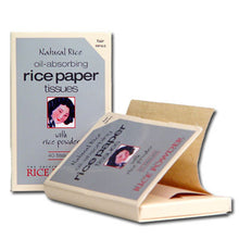 Palladio Rice Paper Blotting Tissues