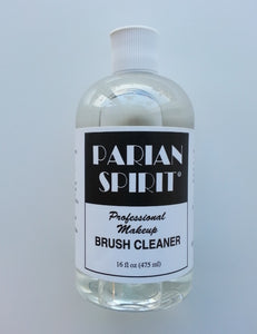 Parian Spirit Professional Makeup Brush Cleaner 16 fl.oz. (475 ml.)