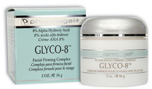 Pharmagel Glyco-8 Facial Firming Complex 2oz Jar