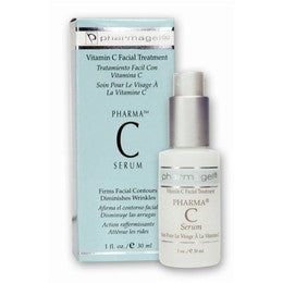 Pharmagel Pharma-C Vitamin C Anti-Wrinkle Collagen Serum 1oz