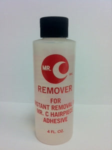 hairpiece adhesive remover