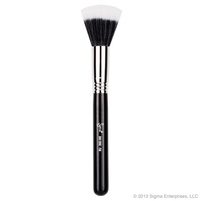 SIGMA BRUSH - F50 - DUO FIBRE