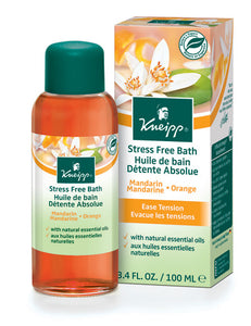 Stress Free Herbal Bath Oil by Kneipp