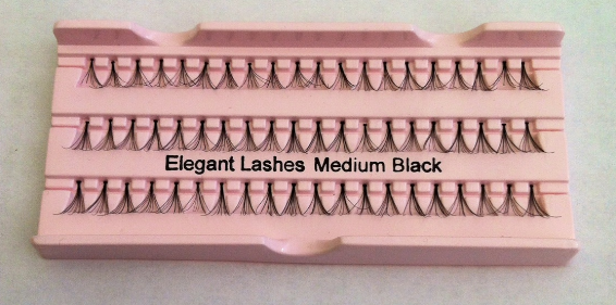 Medium Black Super Flare Generic Lashes