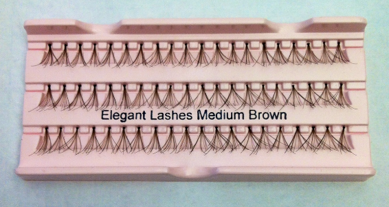 Medium Brown Super Flare Generic Lashes