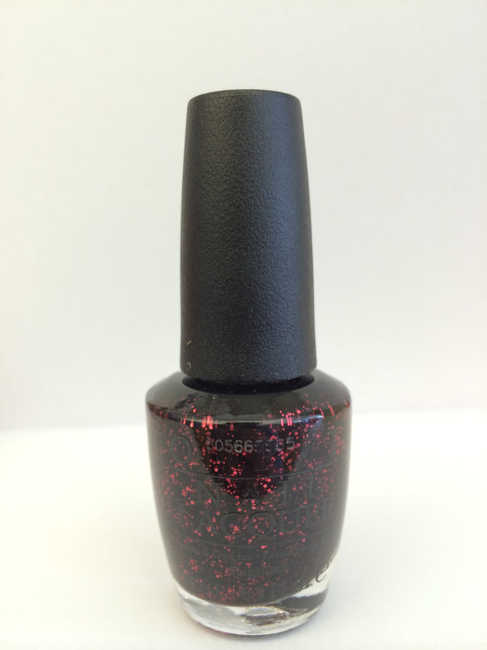 OPI Coca Cola Collection Today I Accomplished Zero by OPI