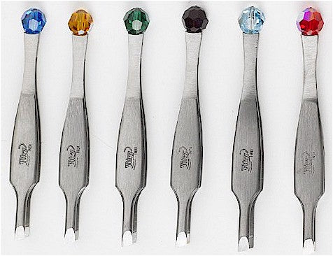 Vitry Swarovski Crystal Tweezers w/ FREE SHIPPING!!!