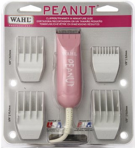 Pink Peanut clipper by Wahl