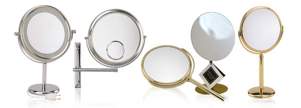 Irving Rice German Magnifying Mirrors