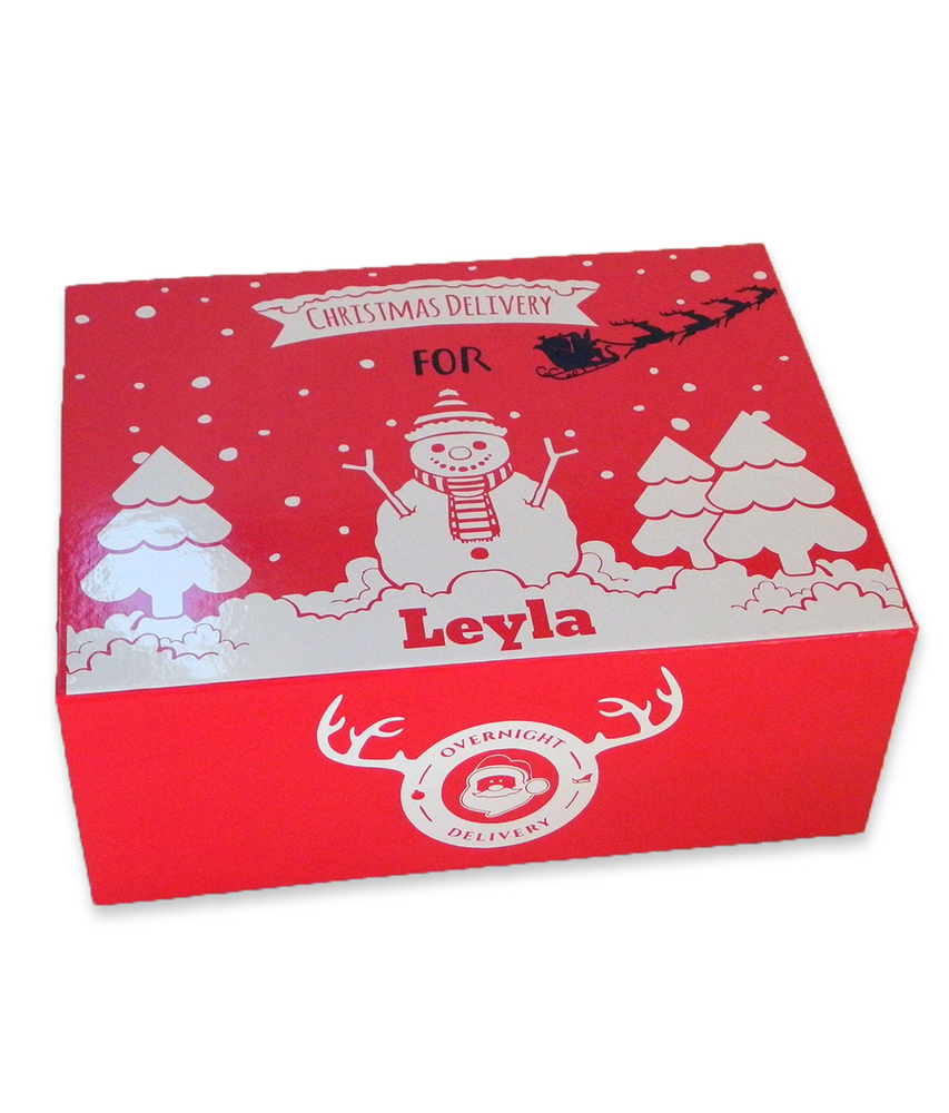 christmas eve gift box